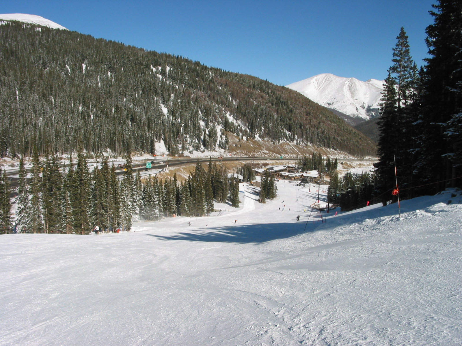 Home Run at Loveland Basin