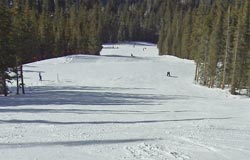 Double Dip Ski Run - Loveland Valley