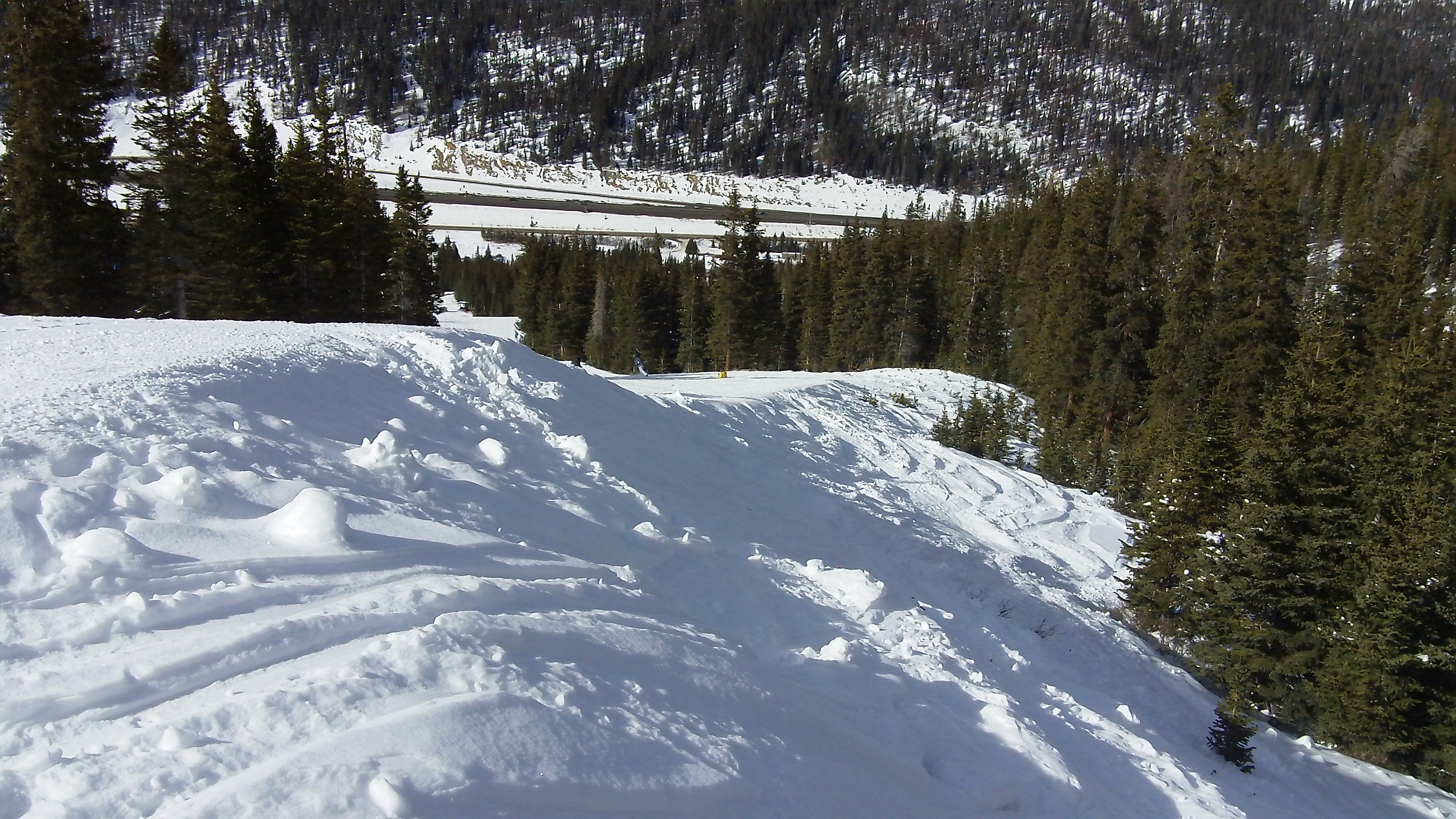 Switchback Ski Trail