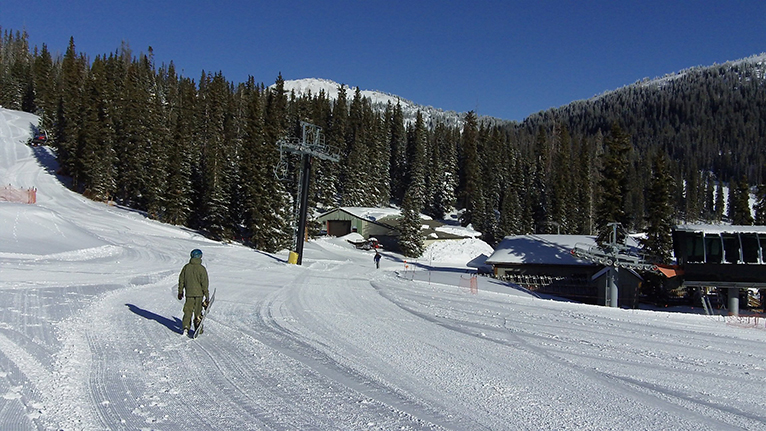 The Raven Chairlift