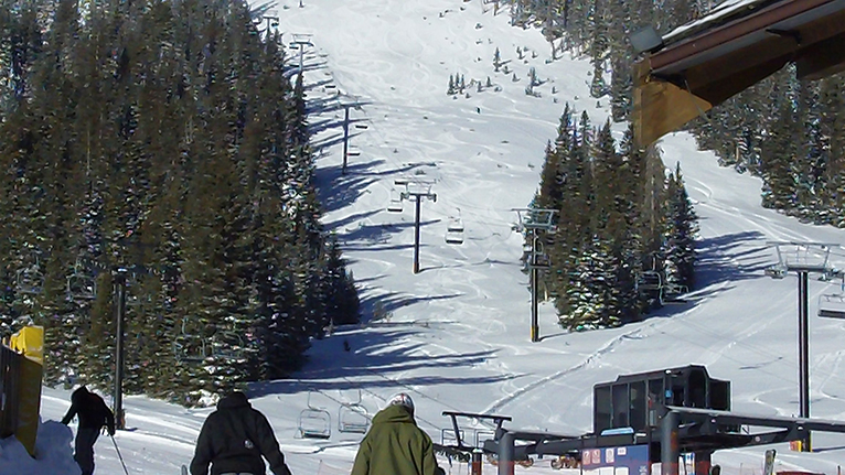 Raven Chairlift